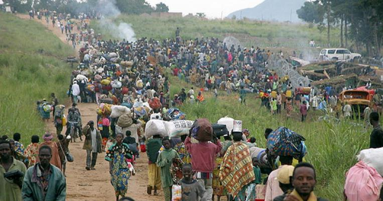 Africa's Curse! The Thirst for control of it's Resources by OutsidePowers!
